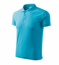 ADLER Pique Polo 200  (turquoise) 9,80 €
