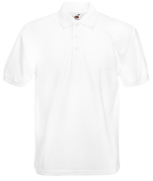 Fruit of the Loom Heavy Polo (weiss)  9,28 €